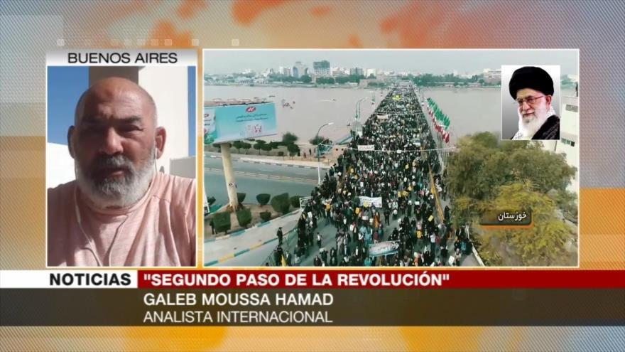 Moussa Hamad: EEUU no es de fiar y miente permanentemente