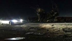 Un atentado terrorista deja varios militares muertos en Irán