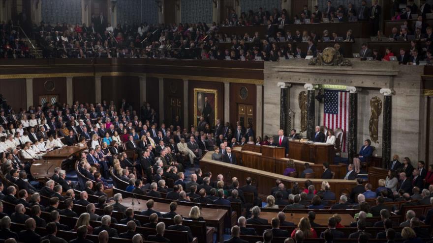 Cámara Baja de EEUU aprueba ley para frenar apoyo a Riad en guerra en Yemen
