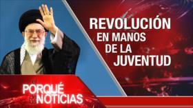 El Porqué de las Noticias: Líder de Irán y la juventud. Crisis en Venezuela. Presupuesto español 2019