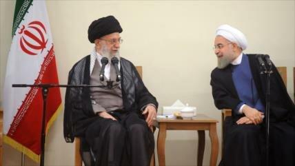 Gobierno de Irán asegura que implementará estrategias del Líder