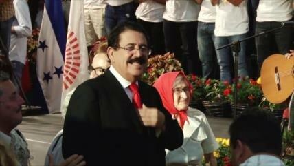 Expresidente hondureño Zelaya descarta candidatura presidencial