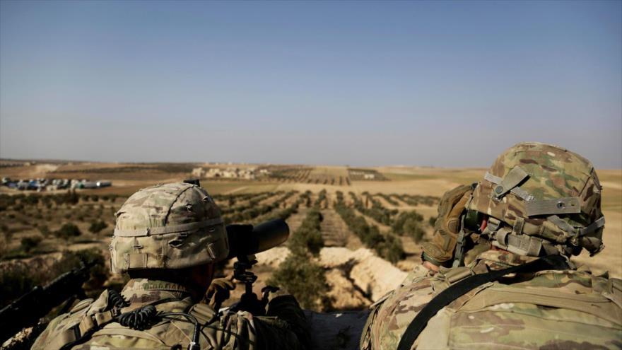 Siria tilda de 'gran ilusión' reemplazar tropas de EEUU por árabes