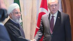 Reunión Rohani-Erdogan. Conferencia de paz. EEUU contra Maduro