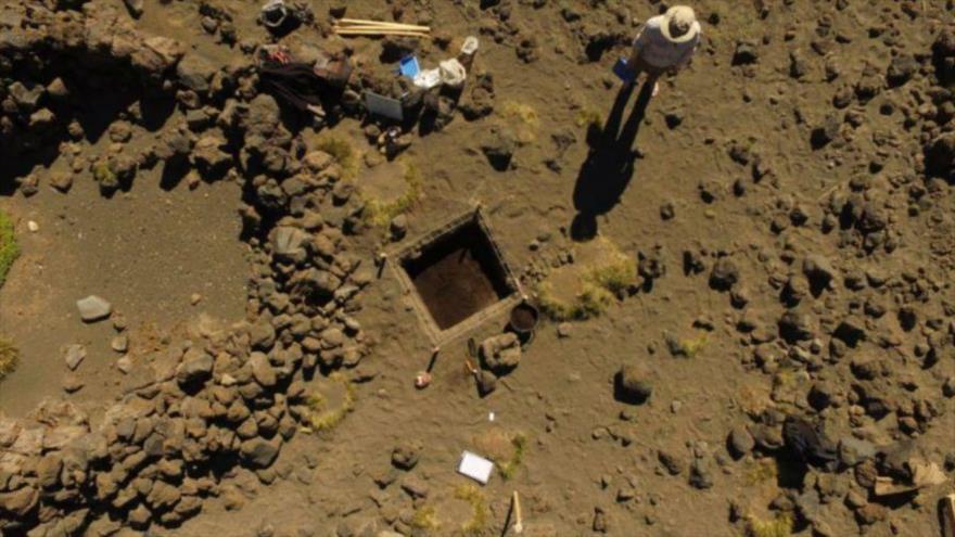 Fotos: Hallan vestigios de una antigua civilización en Argentina   HISPANTV