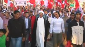 Bareiníes conmemoran el aniversario del levantamiento popular