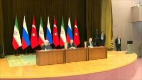 Ataque terrorista en Irán. Cumbre por Siria. Injerencia en Venezuela