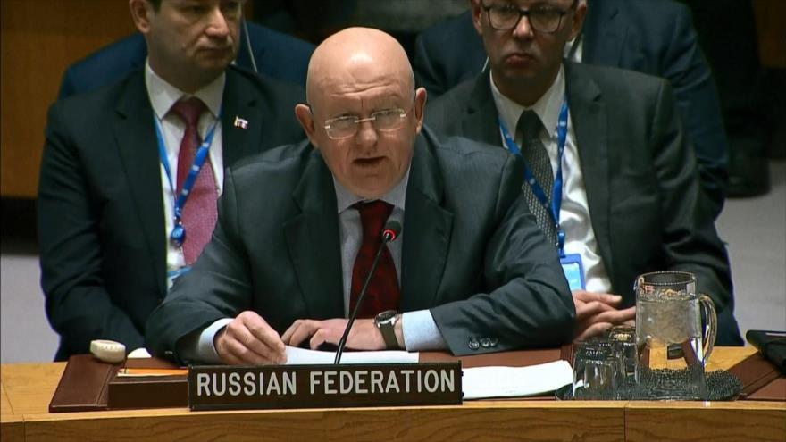 Rusia repudia imposición de cualquier 'guión militar' en Venezuela