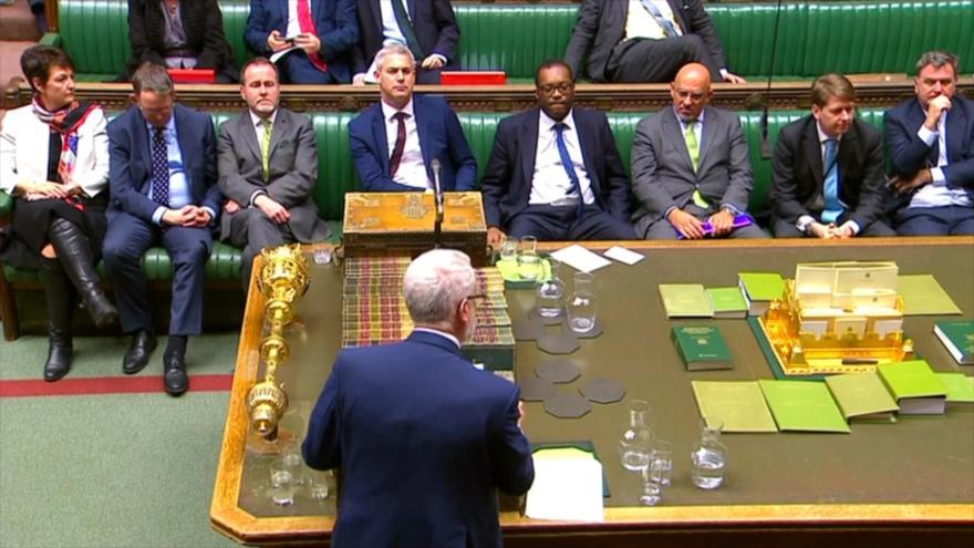 El Gobierno de May pierde otra vez en el Reino Unido