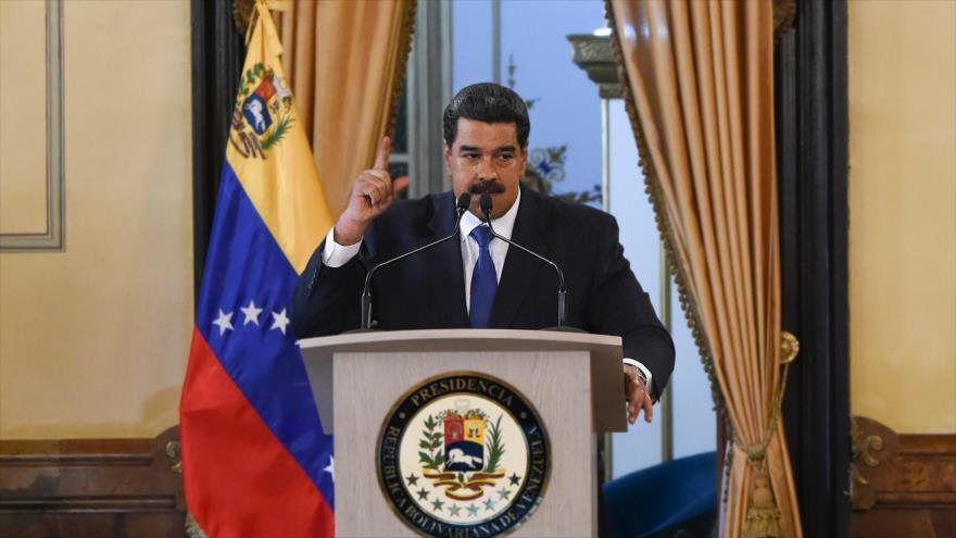 Maduro denuncia: EEUU quebrantó la posibilidad de diálogo en Venezuela