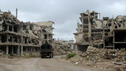 'EEUU intenta eludir responsabilidad de sus ataques en Siria'