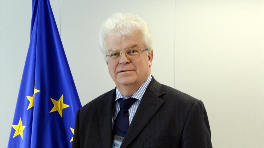 El embajador ruso ante la Unión Europea (UE), Vladímir Chizhov.