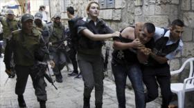 Informe: Israel detuvo a más de 500 palestinos en el mes de enero