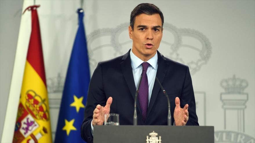 Sánchez fija 28 de abril como fecha de elecciones anticipadas
