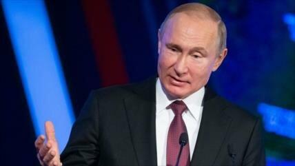 Putin: Europa no quiere misiles de EEUU, pero calla por miedo