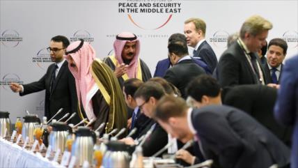 Líderes árabes restan importancia en Varsovia a la causa palestina