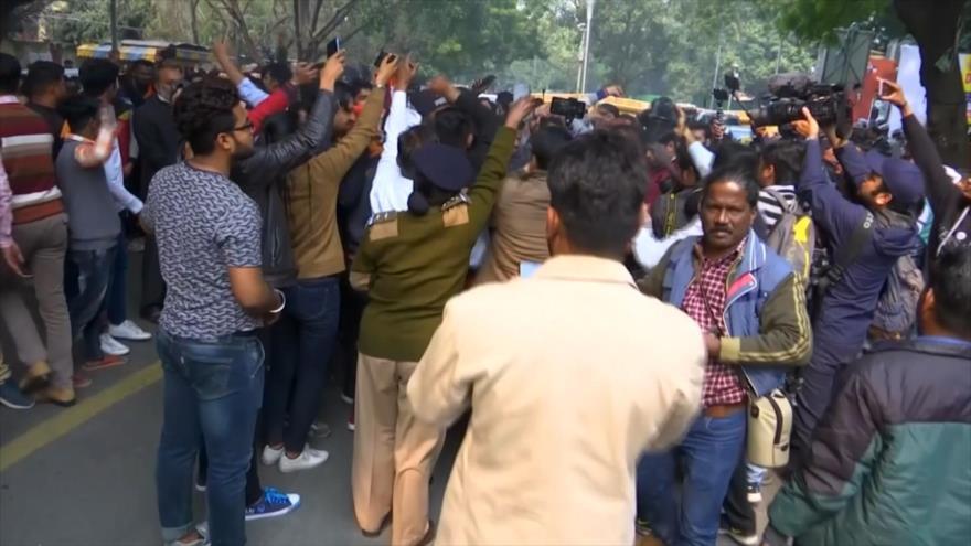 Ataque de Cachemira estalla la tensión entre La India y Paquistán | HISPANTV