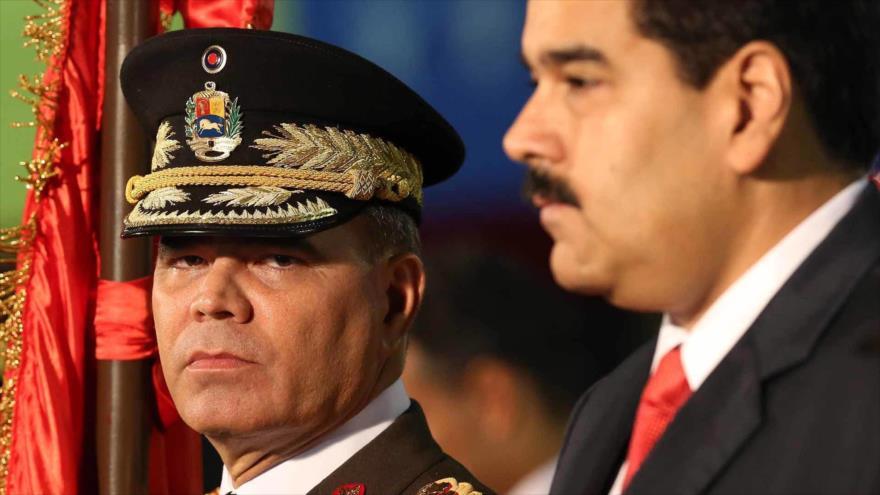 Padrino López condena a oposición por 'auspiciar' invasión a Venezuela