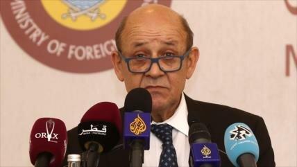Francia afirma que retirada de EEUU de Siria beneficiará a Irán