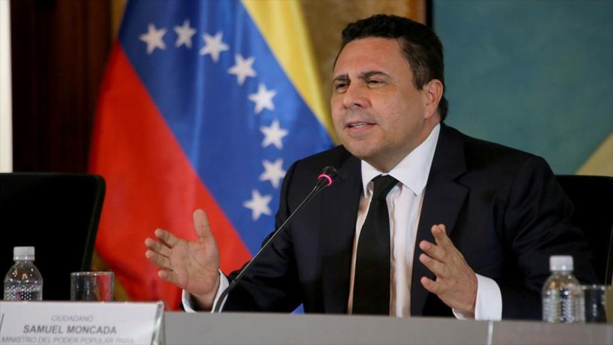 Moncada en OEA: EEUU quiere una colonia en Venezuela como en Puerto Rico