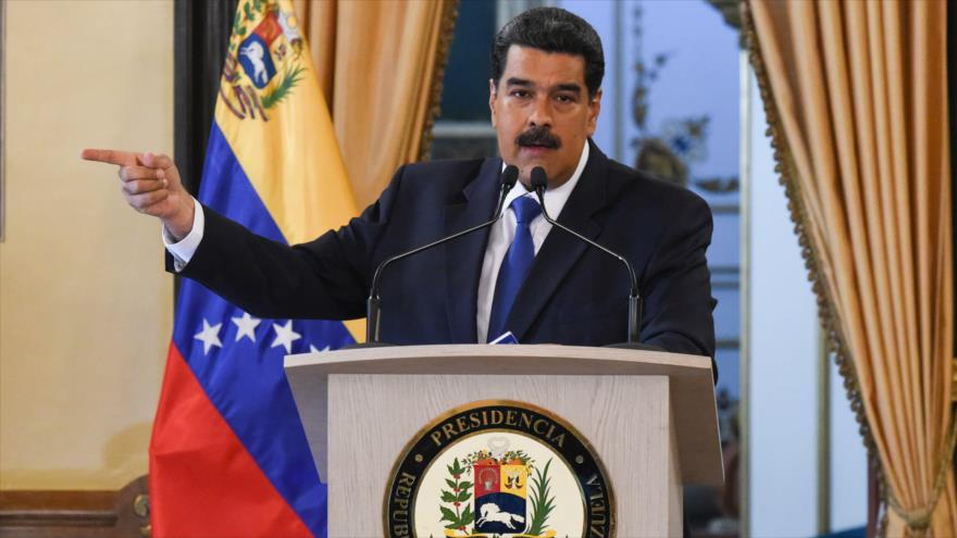 Maduro: El golpista Guaidó sirve a los intereses de EEUU e Israel
