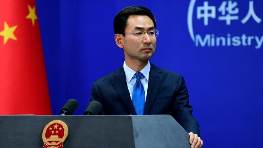 China condena cualquier intromisión extranjera en Venezuela