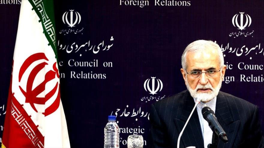 Irán: EEUU no tiene otro remedio que salir de Siria, Irak y Afganistán