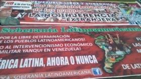 Nuevas críticas en Perú a intervencionismo de EEUU en Venezuela