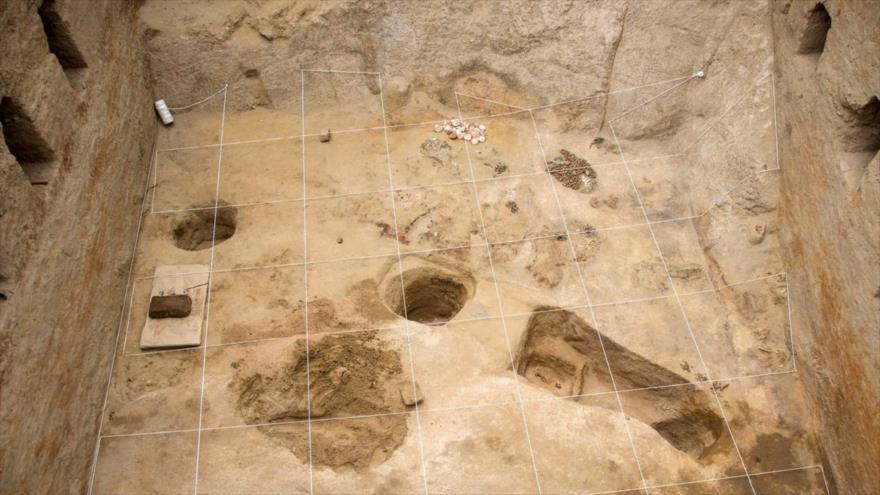 Arqueólogos descubren una gran cámara funeraria inca en Perú