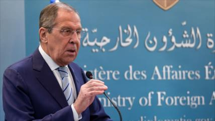 """Lavrov: """"La paciencia con los terroristas de Idlib tiene límites"""""""