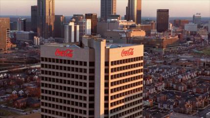 La Coca-Cola sufre su peor caída bursátil desde 2008