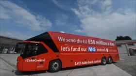 BoE: Londres pierde 900 millones de euros por semana por Brexit