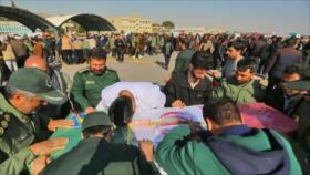 'Paquistán debe rendir cuentas por el atentado terrorista en Irán'