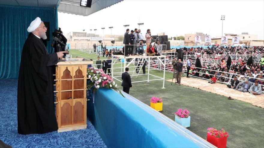 Rohani: Nos vengaremos de mercenarios que mataron a los guardianes | HISPANTV