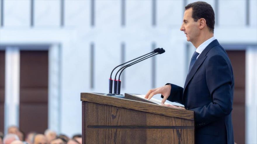 Al-Asad: Pese a hegemonía de EEUU, resistencia siria es sólida
