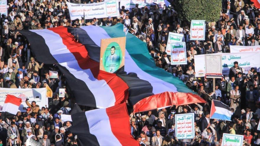 Yemeníes rechazan la normalización de relaciones con Israel