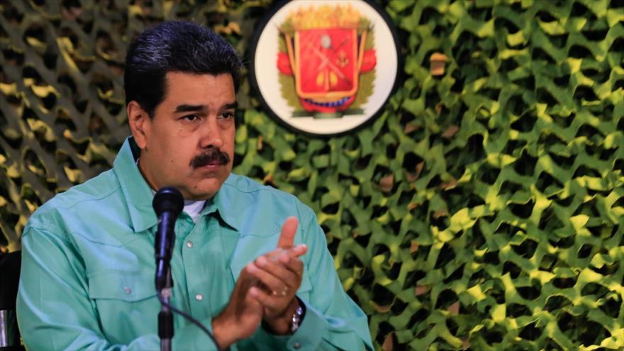 Maduro reitera la soberanía de Venezuela sobre Guayana Esequiba | HISPANTV