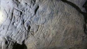 Hallan una 'puerta al infierno' en una cueva en Reino Unido