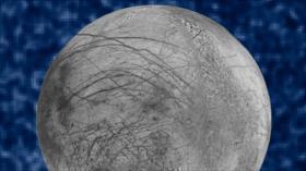 NASA difunde imágenes de sobrevuelo de satélite helado de Júpiter