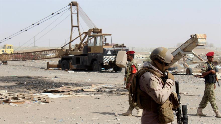 ONU anuncia acuerdo de retirada de las tropas de Al-Hudayda