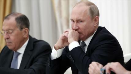 Rusia promete responder a los nuevos embargos de EEUU