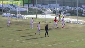 Humillación en la cancha: equipo italiano pierde 20-0
