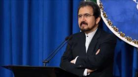 Irán pide a Europa no mezclar mecanismo financiero Instex con GAFI