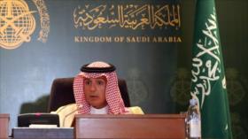 Informe revela vínculos secretos de ministro saudí con el Mossad
