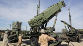 EEUU vende a EAU lanzadores de misiles Patriot por $ 1550 millones