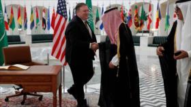 'EEUU presiona a países árabes a no restablecer lazos con Siria'