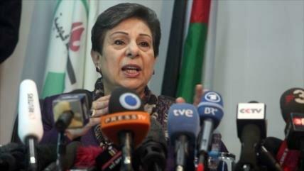 Palestina denuncia intentos de Israel para 'piratear' sus fondos