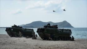 Vídeo: Mayor ejercicio militar liderado por EEUU en Asia