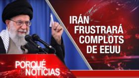El Porqué de las Noticias: Advertencias del Líder de Irán. Ofensiva venezolana. Terroristas europeos a casa.