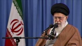 Discurso de Líder iraní. Amenazas de EEUU. Demanda contra Trump